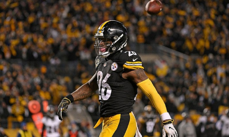 Bell como jugador franquicia, Pittsburgh Steelers, Le'Veon Bell, NFL