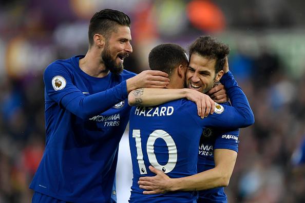 Cesc Fàbregas: 50 goles en Premier