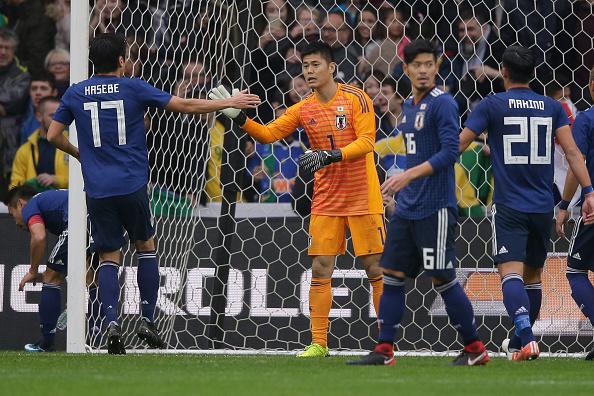 Selección de Japón.