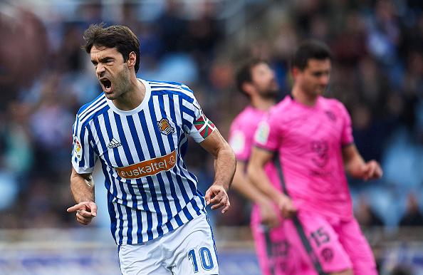 Hector Moreno no jugará la última jornada de LaLiga