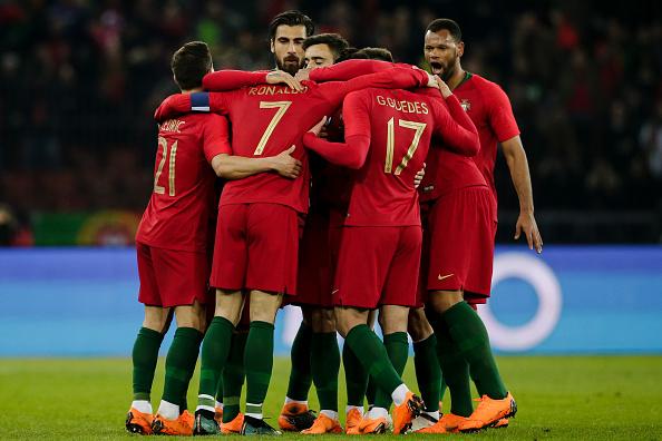 Cristiano Ronaldo encabeza prelista de Portugal para el Mundial