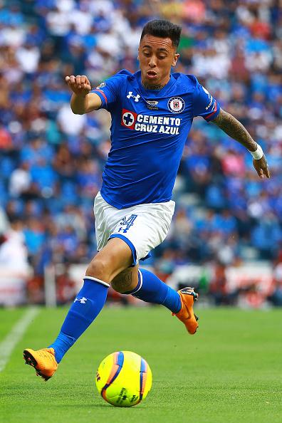 Cruz Azul reveló su lista de transferencias