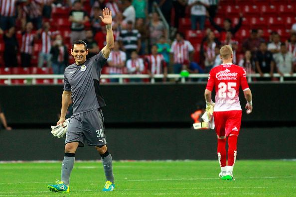 Rodolfo Cota nuevo jugador de León