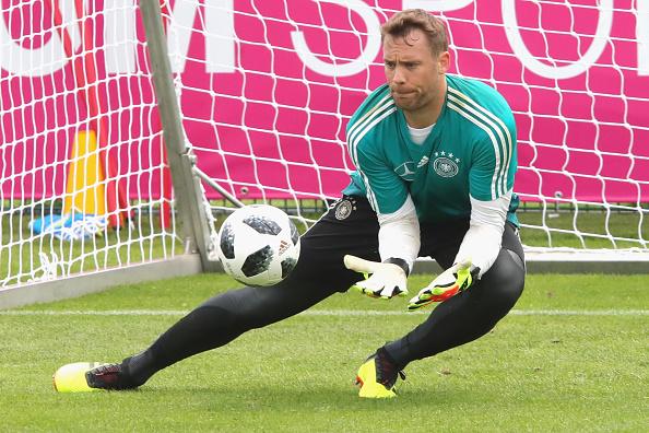 Manuel Neuer volverá a jugar con la Selección de Alemania.