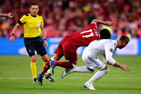 La lesión de Salah es seria: Jürgen Klopp.