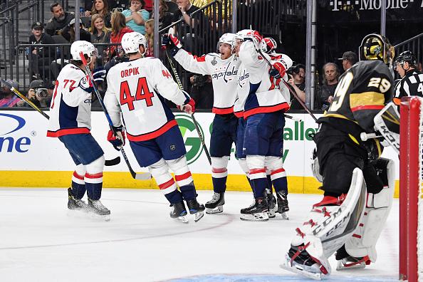 Los Golden Knights lideran la serie por la Stanley Cup