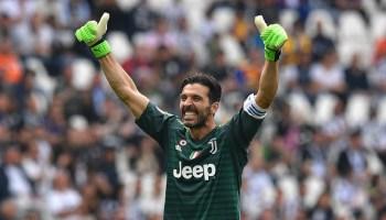 Gianluigi Buffon se despidió de la Juventus con victoria.