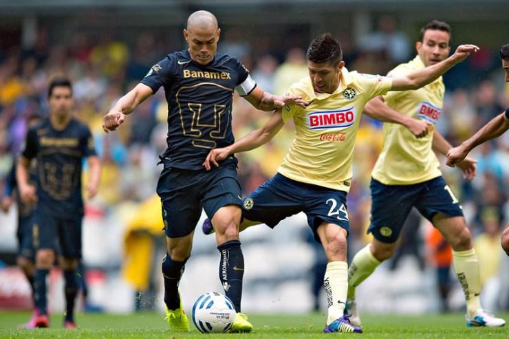 Pumas y América un clásico capitalino en cuartos de final