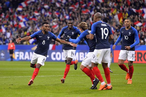 Selección de Francia.