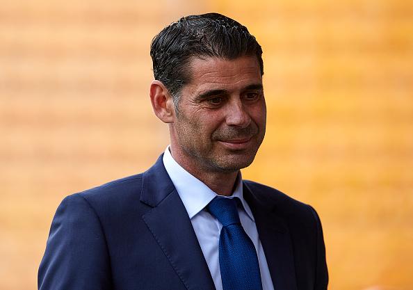 Lopetegui fue destituido y Fernando Hierro será el nuevo entrenador de España.