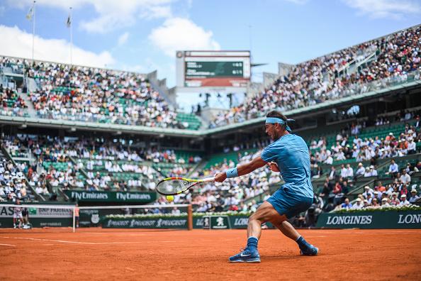 Nadal está en semifinales, Nadal se clasifica a semifinales, Nadal semifinales, Rafael Nadal está en semifinales del Roland Garros