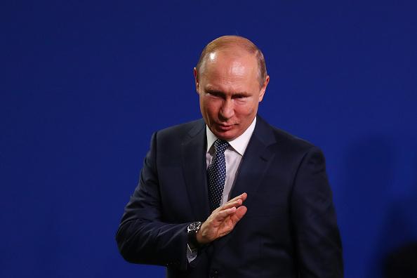 Vladimir Putin y su odio por los medios sociales.