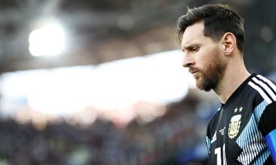 El emotivo mensaje para Messi
