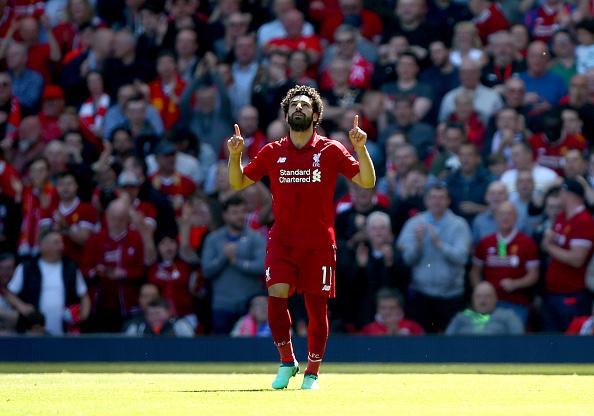 Mohamed Salah renovó contrato con el Liverpool