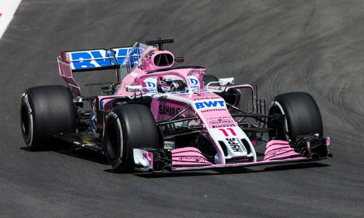 Force India está en bancarrota