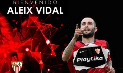 Aleix Vidal dejó el Barcelona