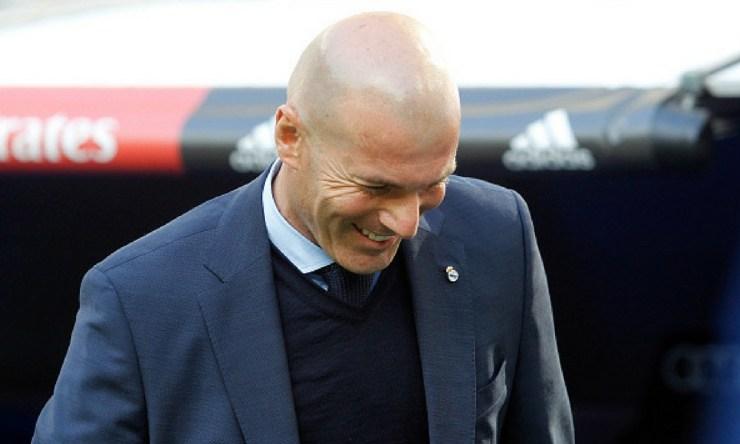 Zidane podría llegar al Manchester United