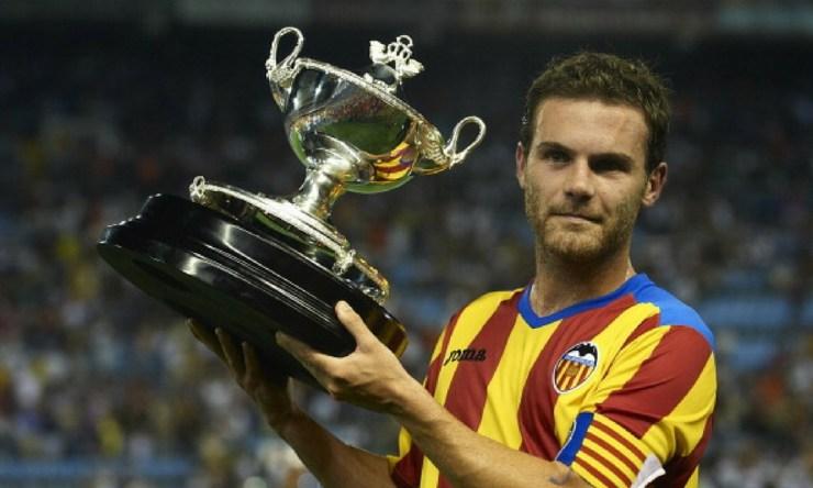 Mata podría regresar a Valencia