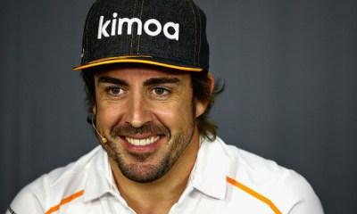 Fernando Alonso se retirará de la F1