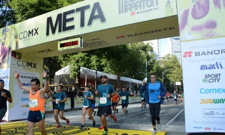 Maratón CDMX 2018 tendrá app