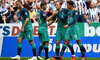 el Tottenham inició la Premier con victoria