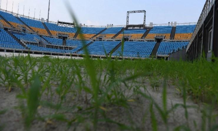 las instalaciones de Beijing 2008