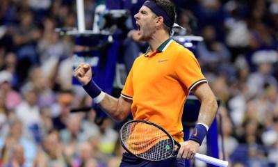 Del Potro avanzó a 'Semis' del US Open