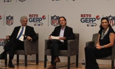 NFL presentó el 'Reto GEPP'
