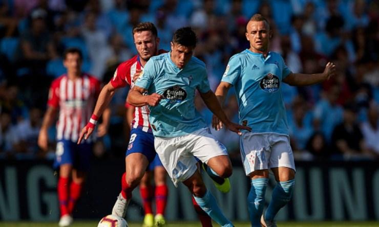 Tercer uniforme del Atlético de Madrid