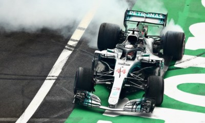 Hamilton es campeón del Mundo
