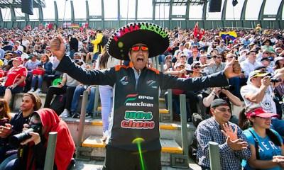 Recomendaciones para asistir al GP de México