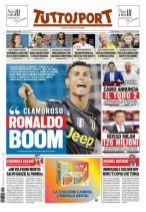 diarios deportivos del 13 de octubre de 2018