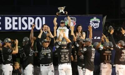Sultanes de Monterrey son los nuevos campeones