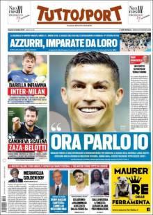 diarios deportivos del 12 de octubre de 2018