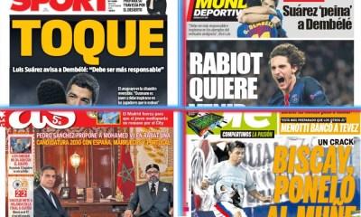 diarios deportivos del 20 de noviembre de 2018