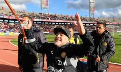 Maradona estará en las semifinales
