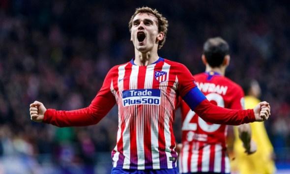 Griezmann reveló por qué no fichó por el Barcelona