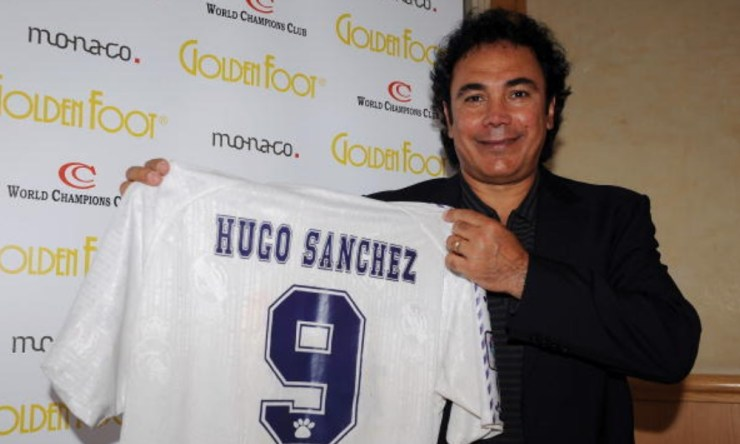 Hugo Sánchez insistió en dirigir al Real Madrid