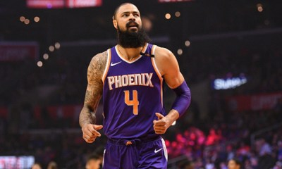 Los Lakers firmaron a Tyson Chandler
