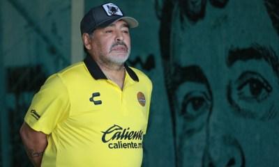 Maradona se candidatea para el Real Madrid