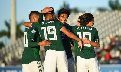 México clasificó al Mundial Sub 20