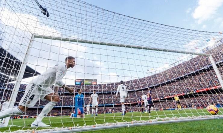 El líder del Real Madrid