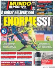 diarios deportivos del 17 de diciembre de 2018