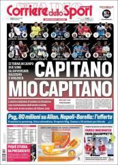 La liga italiana se despedirá del 2018 con juegos interesantes. (Corriere dello Sport)