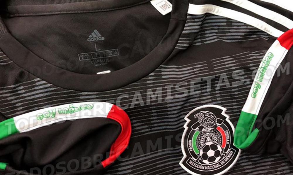b987e1e5b983e Se filtró la nueva camiseta de la Selección Mexicana