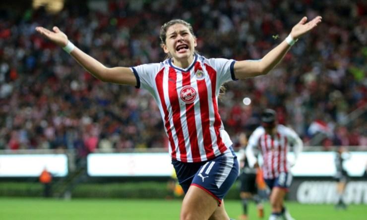 jugadoras de Chivas Femenil