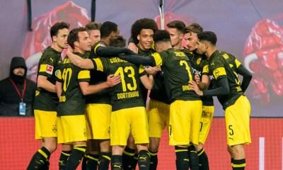 Dortmund venció al Leipzig