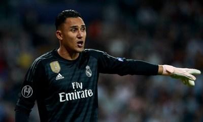 Keylor Navas podría abandonar el Real Madrid