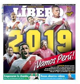 diarios deportivos del 01 de enero de 2019