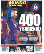 diarios deportivos del 14 de enero de 2019